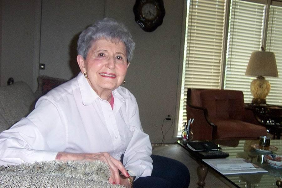mom at 88