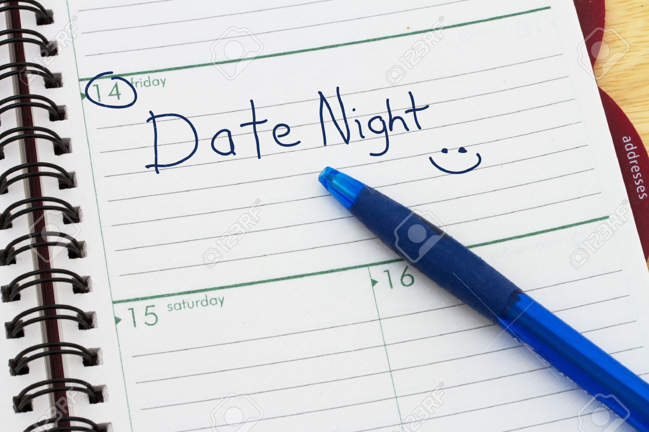 28606321-planning-your-date-night-a-day-blank-day-planner-with-a ...