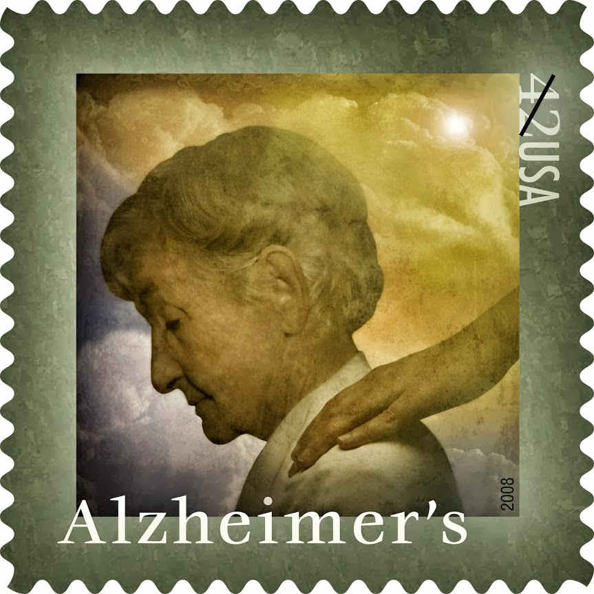 Alzheimer Semipostal Stamp Will Raise Funds To Fight ...